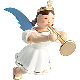 Floating Angel Colored, Trombone  -  6,6cm / 2.6 inch