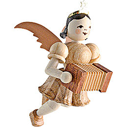 Floating Angel Harmonica, Natural  -  6,6cm / 2.6 inch