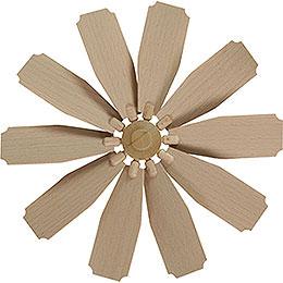 Flügelrad für Weihnachtspyramide  -  Durchmesser = 25cm