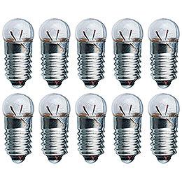 Glühlampe  -  Sockel E5,5  -  3,5V/0,2A