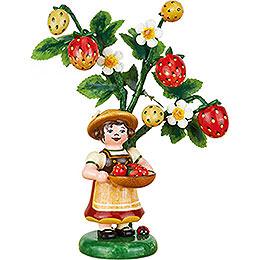 Jahresfigur 2014  -  Erdbeere  - 13cm