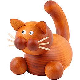 Katze Charlie auf der Lauer  -  5,5cm