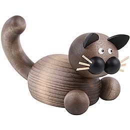 Katze Karli auf der Lauer  -  5,5cm