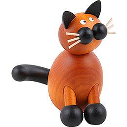 Katze Tante Bommel  -  8,5cm