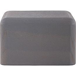 Klotz klein grau  -  4cm