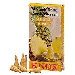 Knox Räucherkerzen  -  Ananas
