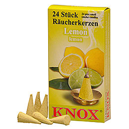 Knox Räucherkerzen  -  Lemon