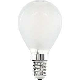 LED - Tropfenlampe gefrostet  -  Sockel E14  -  230V/2,5W