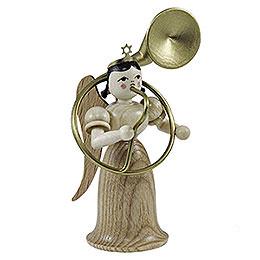 Langrockengel mit Sousaphon, natur  -  6,6cm