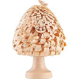 Laubbaum mit Vogelnest  -  7,3cm