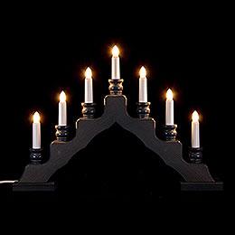 Light Arch  -  Swedish Style  -  Gray  -  33cm / 13 inch