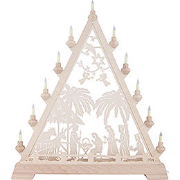 Light Triangle  -  Nativity  -  66cm / 26 inch