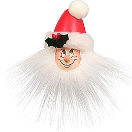 Magnetic Pin  -  Gnome Santa Claus  -  9cm / 3.5 inch