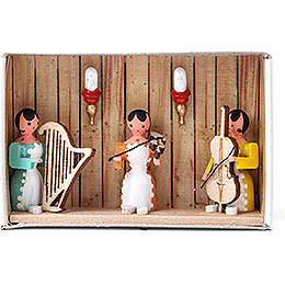 Matchbox  -  Hausmusik  -  4cm / 1.6 inch