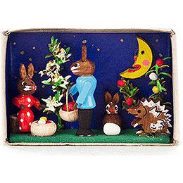 Matchbox  -  Hiding the Easter Eggs  -  4cm / 1.6 inch