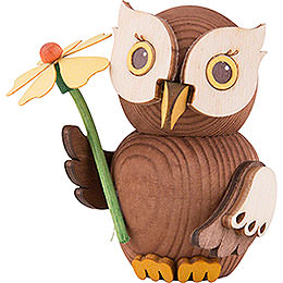 Mini Owl Well - Wisher  -  7cm / 2.8 inch