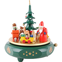 Music Box Christmas Dreams  -  17cm / 7 inch