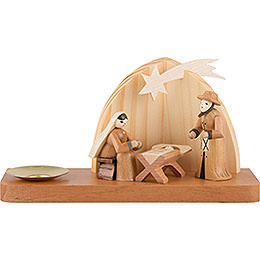 Nativity Set  -  Holy Family  -  9cm / 3.5 inch