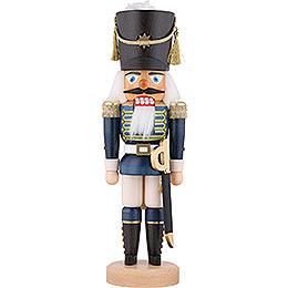 Nussknacker Gardesoldat blau lasiert  -  44cm