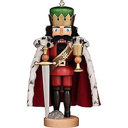 Nussknacker König Arthur lasiert  -  40cm