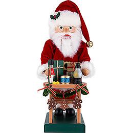 Nussknacker Weihnachtsmann Gabentisch  -  47cm