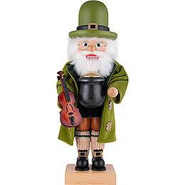 Nussknacker Weihnachtsmann Irish Santa  -  50cm