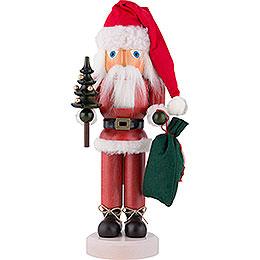 Nussknacker Weihnachtsmann lasiert  -  40,5cm