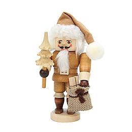Nussknacker Weihnachtsmann natur  -  16,0cm
