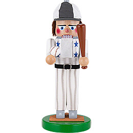 Nutcracker  -  Baseball Star  -  40cm / 15.7 inch