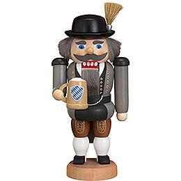 Nutcracker  -  Bavarian  -  20cm / 8 inch