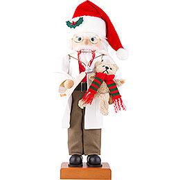 Nutcracker  -  Dr. Santa Claus  -  Limited  -  45,5cm / 18 inch