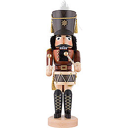 Nutcracker  -  Drummer Natural Colors  -  43,0cm / 17 inch