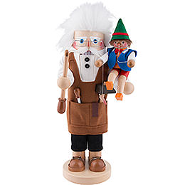 Nutcracker  -  Geppetto  -  40cm / 16 inch  -  Limited Edition