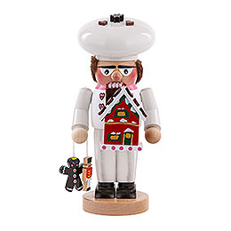 Nutcracker  -  Gingerbreadbaker  -  30cm / 11,5 inch