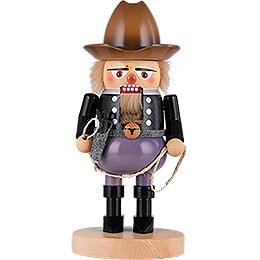 Nutcracker  -  Gnome Cowboy  -  33cm / 13 inch