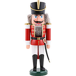Nutcracker  -  Hussar Red  -  37cm / 15 inch