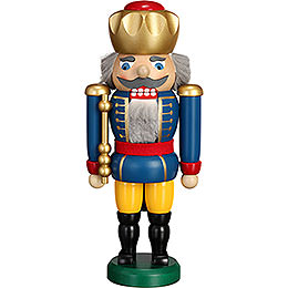 Nutcracker  -  King Blue  -  25cm / 9.8 inch