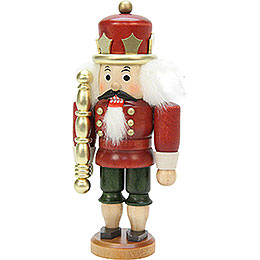 Nutcracker  -  King Glazed  -  17cm / 7 inch