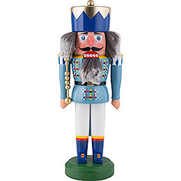 Nutcracker  -  King Light Blue  -  33cm / 13 inch