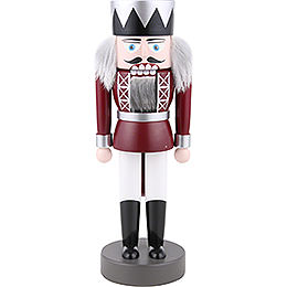Nutcracker  -  King Red  -  25cm / 9.8 inch