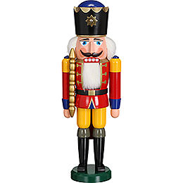 Nutcracker  -  King Red  -  38cm / 15 inch