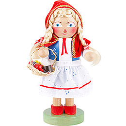 Nutcracker  -  Litte Red Riding Hood  -  30cm / 11,5 inch