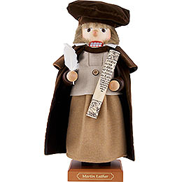 Nutcracker  -  Martin Luther  -  44,5cm / 17.5 inch