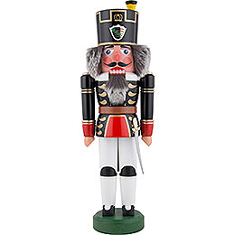 Nutcracker  -  Miner Black  -  42cm / 16.5 inch