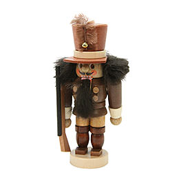 Nutcracker  -  Mini Soldier Natural Colors  -  10,5cm / 4 inch