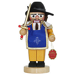 Nutcracker  -  Musketeer Chubby Athos  -  27cm / 10.6 inch