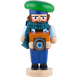 Nutcracker  -  Photographer  -  30cm / 11,5 inch