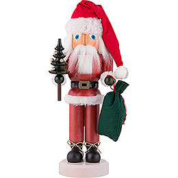 Nutcracker  -  Santa Claus Glazed  -  40,5cm / 16 inch