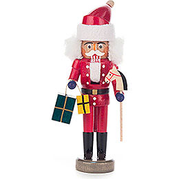 Nutcracker  -  Santa Claus Red  -  15cm / 5.9 inch