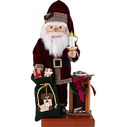 Nutcracker  -  Santa Claus at the Fireside  -  49cm / 19.3 inch